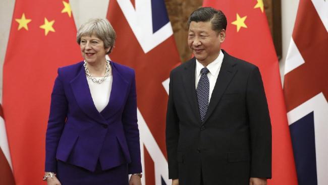 再铁的关系也扛不住中国的钱?