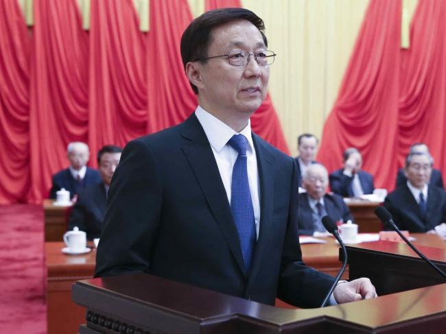 韩正代表习近平出席冬奥  有3大不寻常