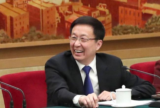 韩正渴望当总理!就看李克强还能撑多久