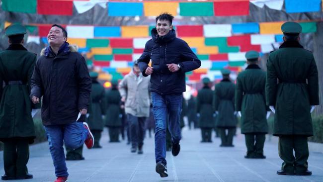 史上最严鞭炮禁令!北京春节空气变好了