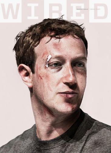 美国社交网站巨头 正面临深重危机