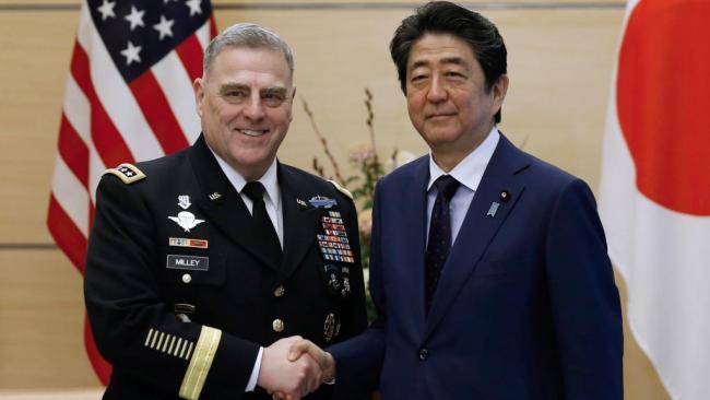 日本着急!催促美国赶紧压迫朝鲜