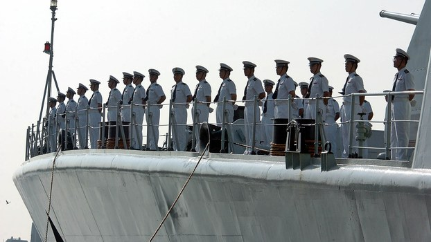 中国11艘军舰进入印度洋  不只是为撤侨