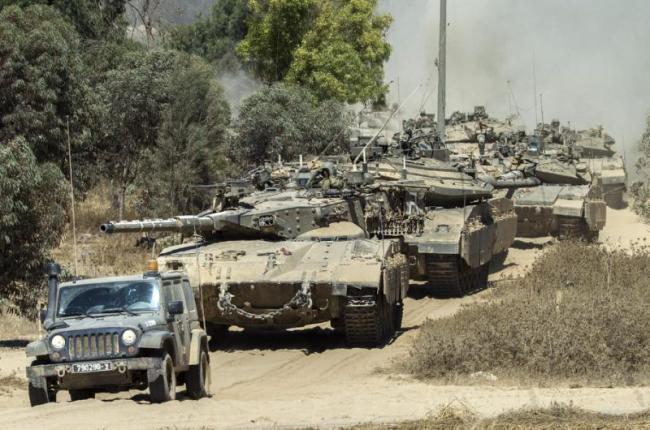 以色列震怒!中东代理人战争已箭在弦上