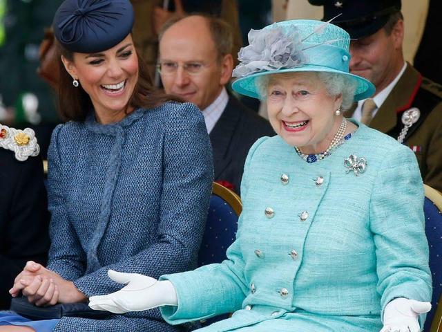 嫁到王室是怎样的体验?可不是闹着玩的
