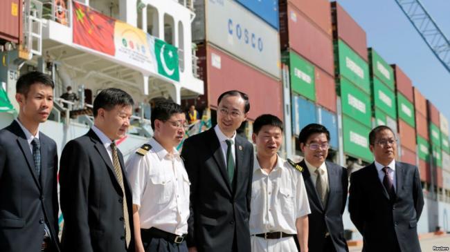 中国首次出面否认与巴基斯坦叛军有谈判