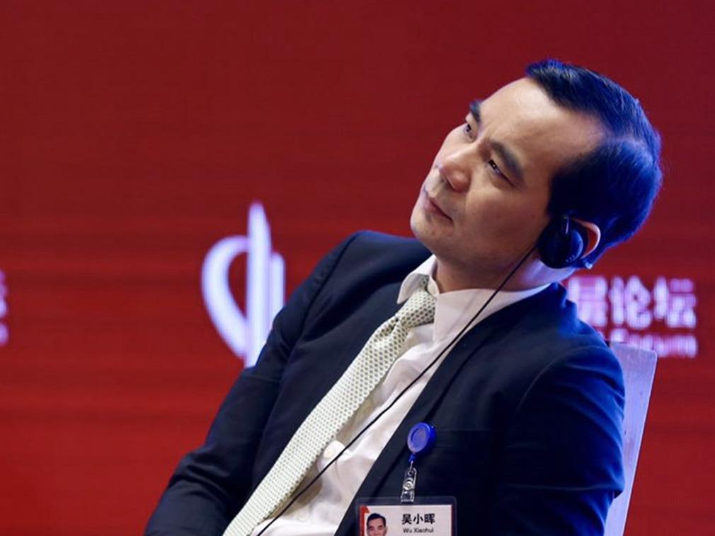 起底吴小晖的婚姻 三次当驸马的经历