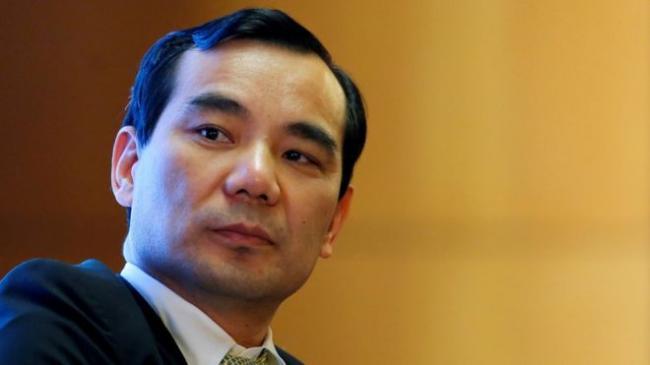 吴小晖被带走前后 邓卓芮与他签离婚协议