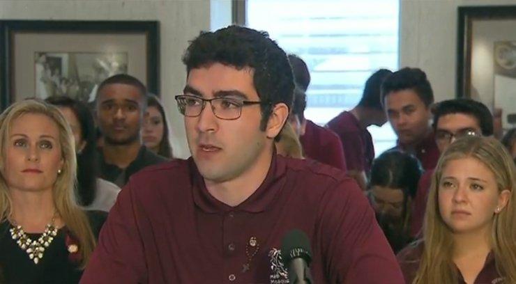 高中生被误认为枪案凶手 被警察团团包围