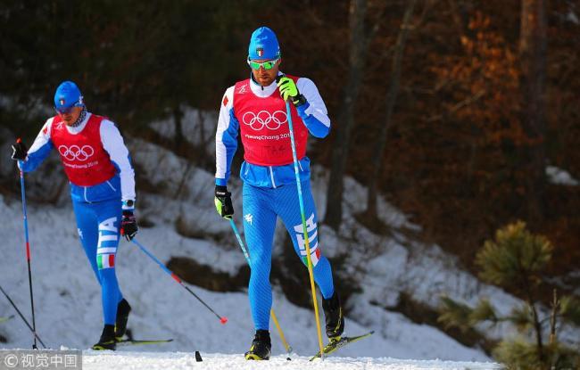 """惊人统计:冬奥运动员1/4有""""哮喘"""""""