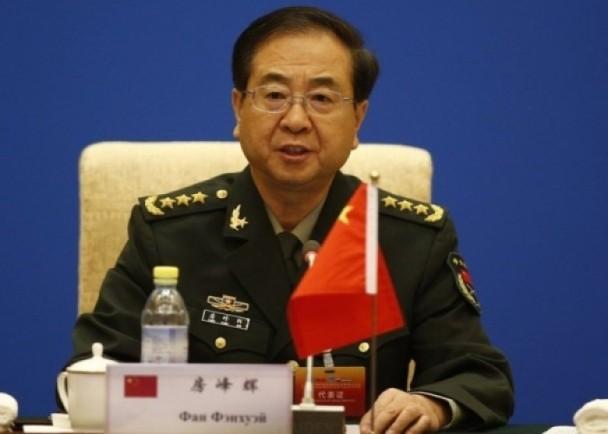 前参谋长房峰辉,被罢免全国人大代表