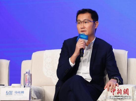 李嘉诚第6  马化腾正式成全球华人首富