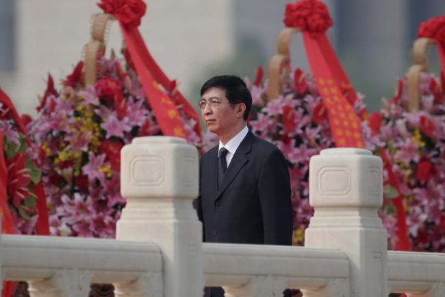 """王沪宁 今天你幸福吗?解读""""三代幕僚"""""""