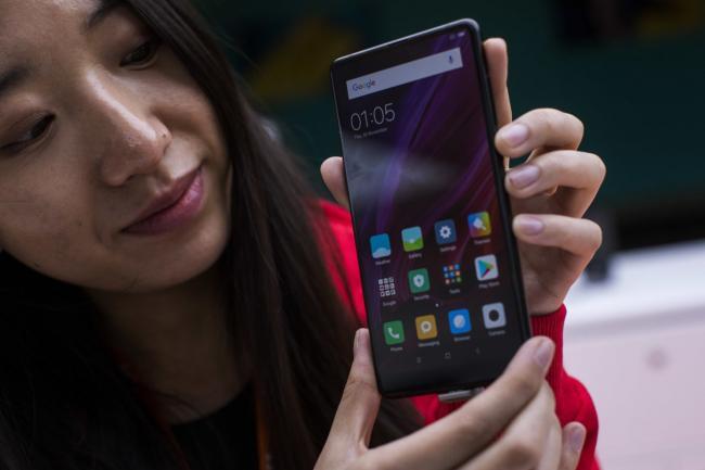 中国智能手机小米准备搞双重上市