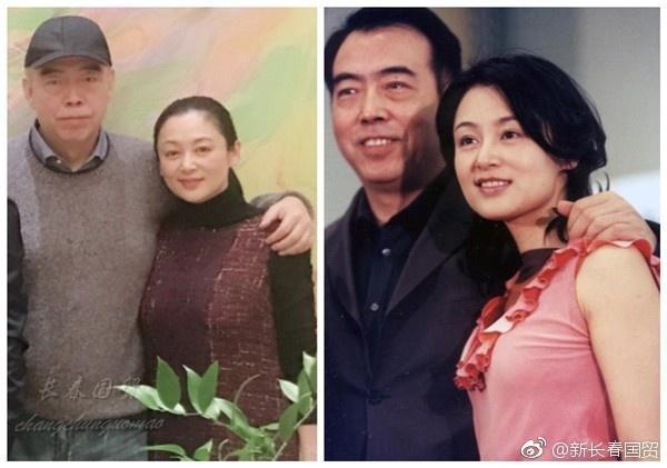 48岁陈红和许晴差太大 陈凯歌偷瞄亮了