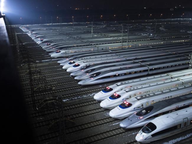 中国高铁接连严重故障   大面积停运