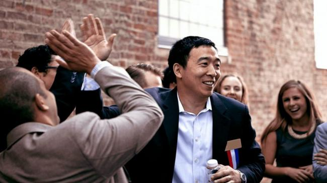 号外!纽约这个华人要参选下任美国总统
