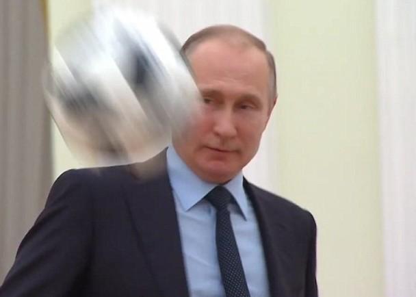 男人们!世界杯倒数100天!普京欢迎你