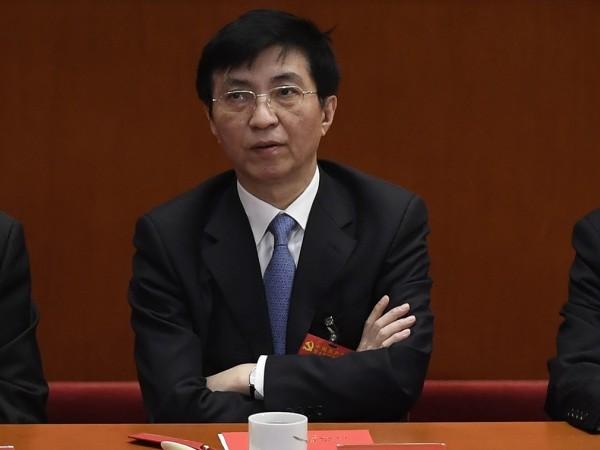 首席智囊王沪宁 传出任港澳最高领导人