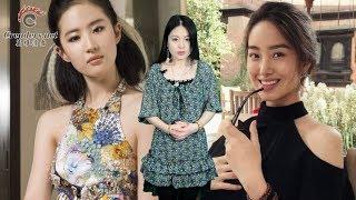 圈内爆料:刘亦菲离开干爹后受欺负