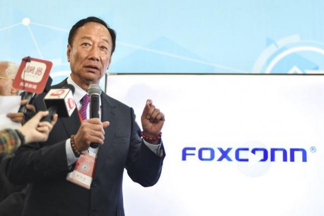 鸿海FII中国首发通过!只花36天