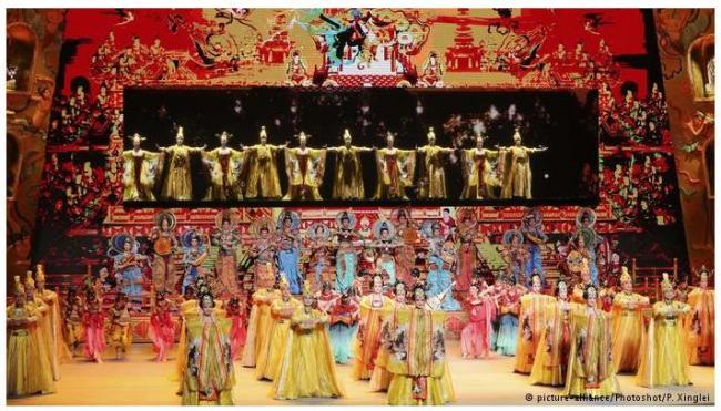 中国雄心打造新世界秩序!力压老列强们
