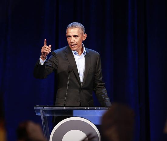 挣钱 政治两不误 奥巴马或成网络主持