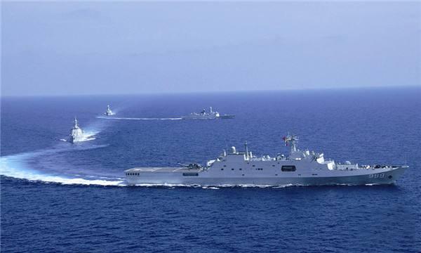 印度打算出兵马尔代夫 被中国海军阻止了