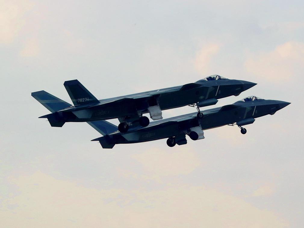 歼20总师:中国应自行制定下一代战机标准