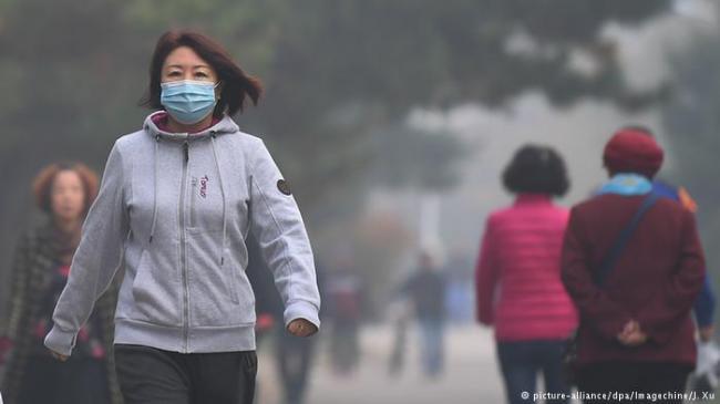 美国研究:中国抗霾见效 国民竟增寿两年