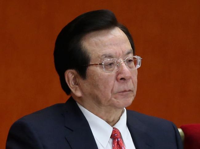 曾庆红当选副主席   177票反对190票弃权