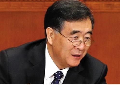 汪洋当选中国全国政协主席!没有反对票