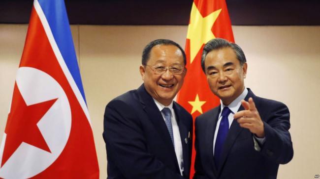 朝鲜外相取道北京赴瑞典 要做一件大事了
