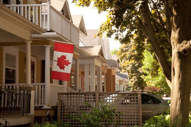 加拿大楼市大崩!房屋销售创五年新低