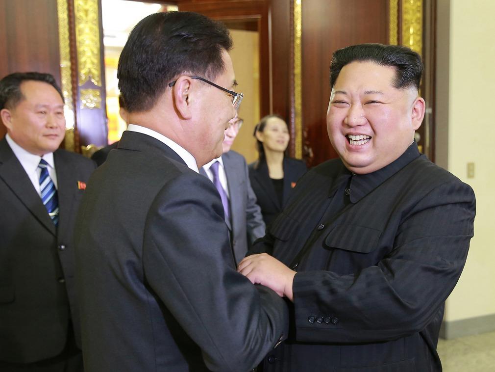 中国震惊!朝鲜驻外大使罕见集体转变