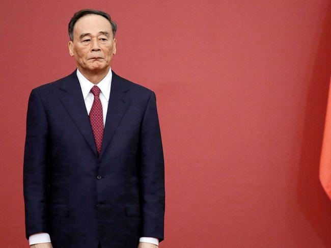 德媒:王岐山当选中国副主席 支持率惊人