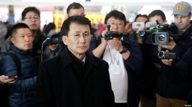 曝!朝鲜高官赴芬兰会见美国政客
