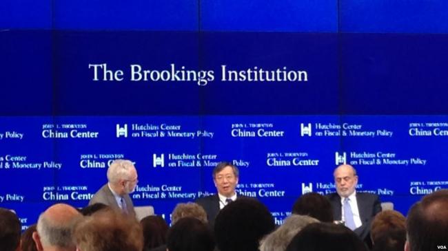 美国海归易纲 将出任中国央行行长