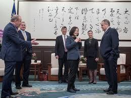 强力回应美国   中国高调连出5剑