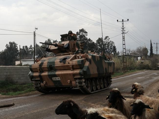 解放军集结阿富汗边境!要御敌于国门外