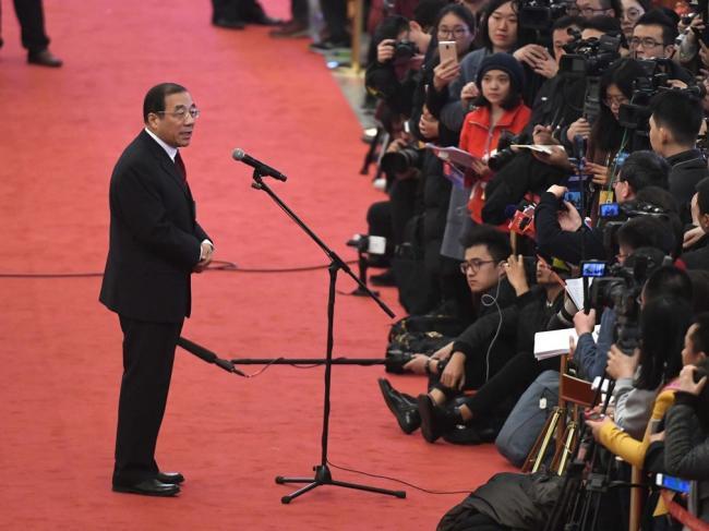 """""""他将成为令全中国最害怕的男人"""""""