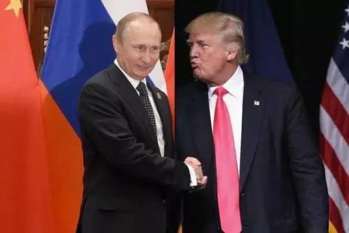 英俄这次斗法很严重 川普正变得更加凶狠