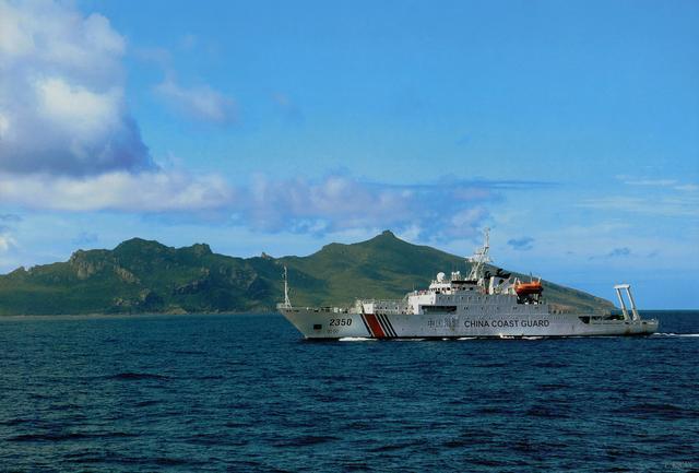 海警船归中央军委指挥!日本恐惧钓鱼岛