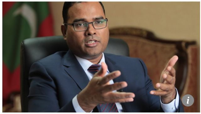 马尔代夫大使:中国像我们失散许久的堂兄