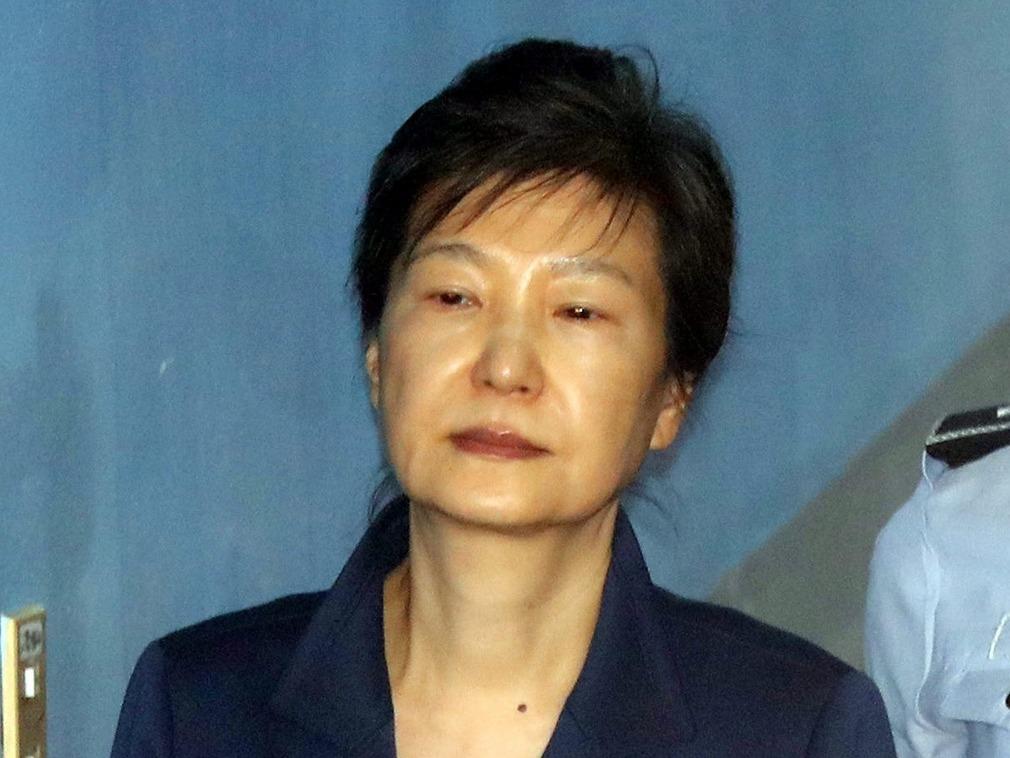 朴槿惠案4月6日一审宣判 她已变成这样子