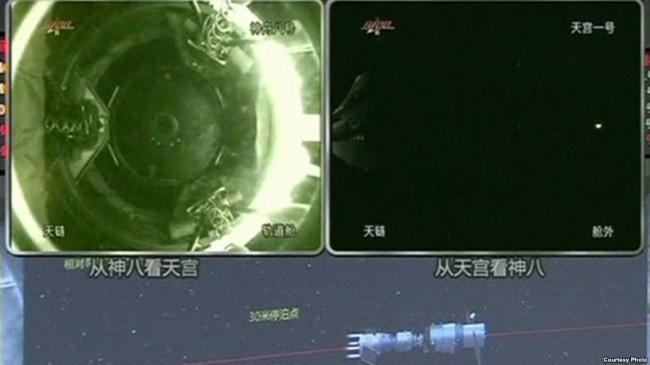 天宫1号周一重返大气层 会在哪撞上地球?
