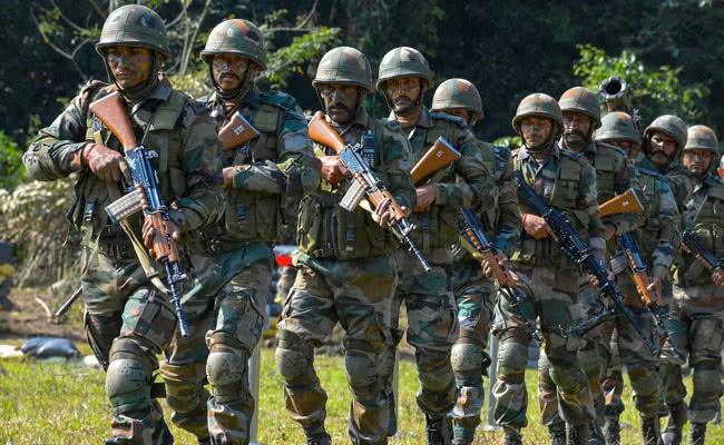 战云紧!印军在中印边境保持进攻姿态