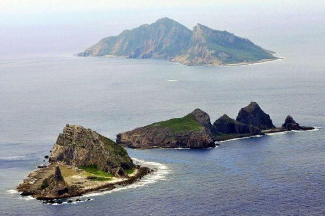 重磅!中国2020-2030年闪电夺取钓鱼岛