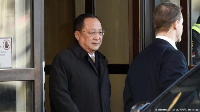 朝鲜密集访京!金元首走了又来了李外相