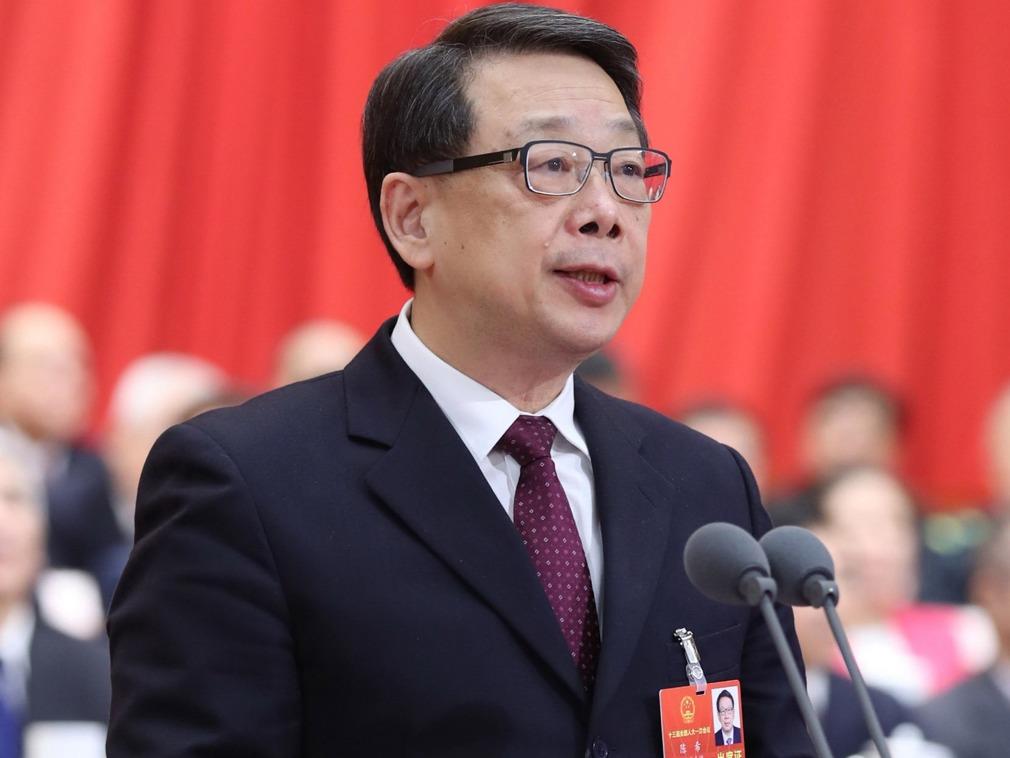 中组部部长陈希再添新职